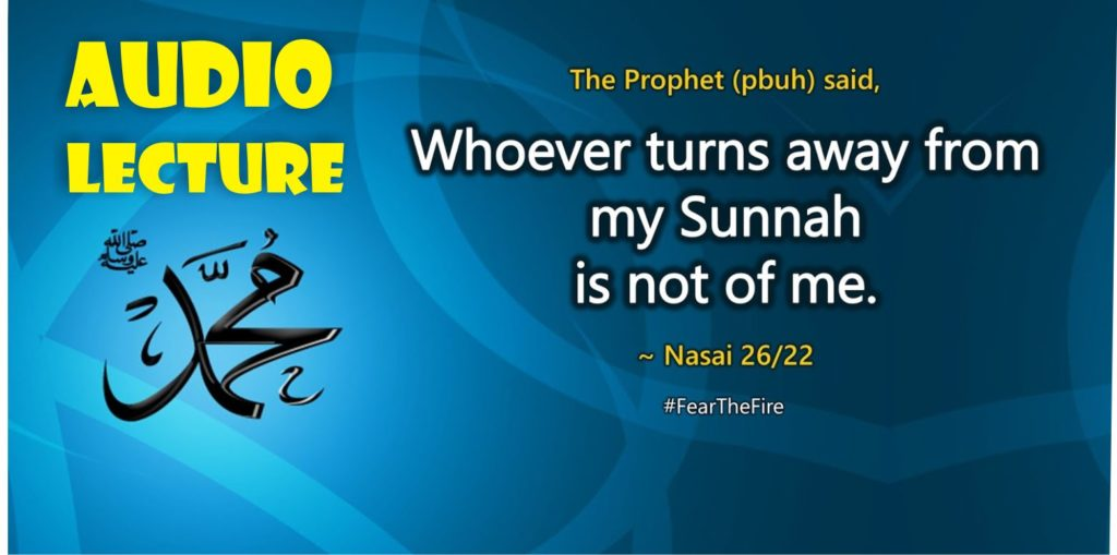 Benefits of Sunnah