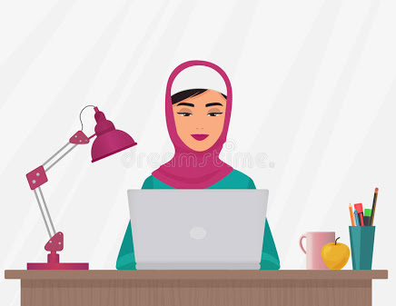 Women work in islam